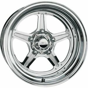 Billet Specialties Rs035806155n Street Lite Wheel Size 15 X 8 Rear Spacing