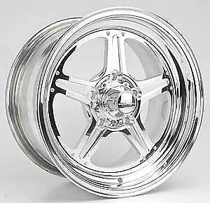 Billet Specialties Rs035806555n Street Lite Wheel Size 15 X 8 Rear Spacing