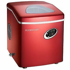Edgestar Ip210red Ice Maker Ice Makers