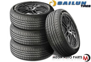 4 Sailun Atrezzo Sh406 215 60r16 95v All Season Performance Tire 45k Mi Warranty