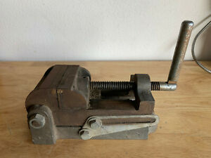 Unbranded 3 1 2 Angle Machinist Grinding Vise With 3 1 8 Opening