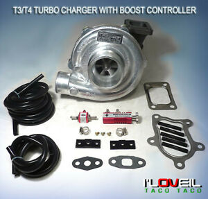 T3 t4 T04e 63 Ar Turbocharger In Cabin Manual Turbo Boost Controller T3 T4