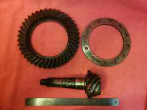 Oem 1967 70 Chevelle Camaro Ring And Pinion Gears 4 10 Ratio 12 Bolt Nova