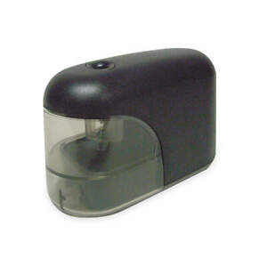 Grainger Approved 2wfu2 Pencil Sharpener blk battery Operated