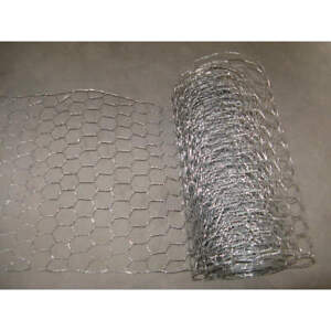 Poultry Netting Height 60 In 50 Ft 4lvf5