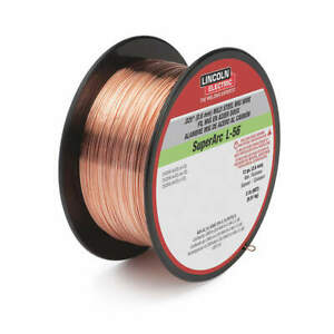 Lincoln Electric Ed030632 Mig Welding Wire l 56 035 spool