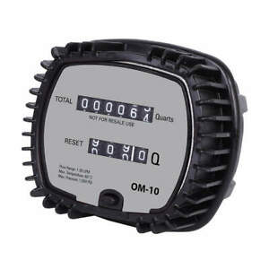 Mechanical Oil Meter 0 30 To 8 Gpm 15f216