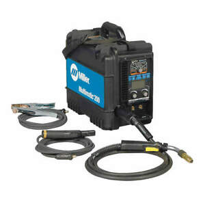 Miller Electric 907518 Wire Feed Welders Mig stick dc Tig
