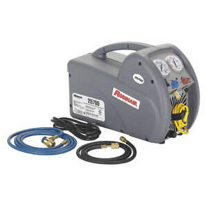 Refrigerant Recovery Machine 2 port Type 25700