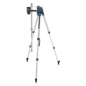 Bosch Gll 150 Eck Rotary Laser Level self leveling 530 Ft