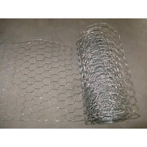 Poultry Netting Height 36 In 50 Ft 4lvf3