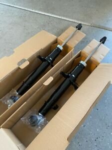 New Front Strut Shock Pair For 2008 2009 2010 2011 2012 Honda Accord