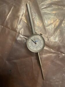 Procheck 0 2 Inch Dial Indicator Travel Dial Indicator 001 Grad
