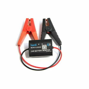 Lancol 12v Car Battery Tester With Bluetooth Battery Monitor Micro 10 Diagnostic