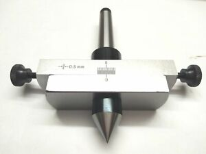 Lathe Taper Turning Attachment Metal In 3 Mt Shank For Setting Lathe s Tailstock