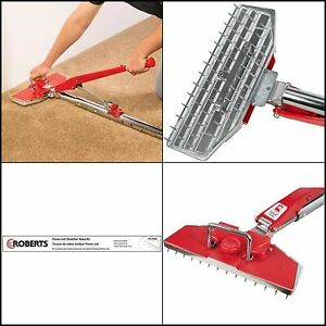 Roberts 10 254v Value Kit Power lok Carpet Stretcher With 17 Locking Positions