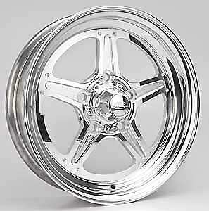 Billet Specialties Rs035406122n Street Lite Wheel Size 15 X 4 Rear Spacing