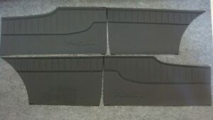 Custom Door Panels 1960 1963 Ford Falcon 4 door Pleated Swoop