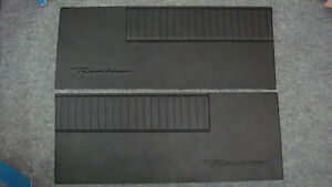 Custom Door Panels 1966 67 Ford Falcon Ranchero