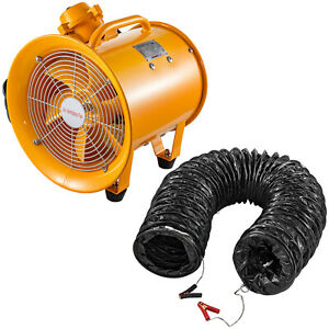10 Atex Explosion Proof Axial Fan 10 5 M Explosion proof Pvc Ducting