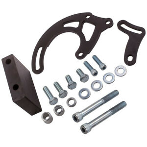 High Quality Short Water Pump Power Steering Bracket For Chevy Big Block 427 454