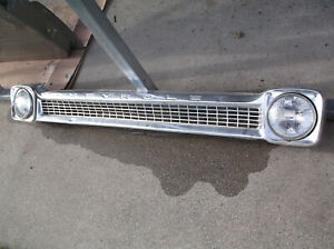 Chevy Aluminum Truck Grille Grill Custom Cab Pickup 1964 1966 64 65 66