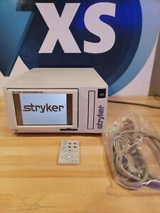 Stryker Sdc Ultra Hd Information Management System W Remote Control 240 050 988