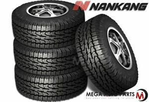 4 X Nankang At 5 Conqueror At 235 70r17 109t Xl All Terrain A T Tires