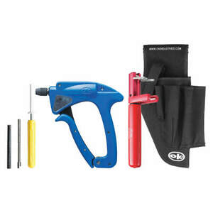 Ok Industries Wwk 1ins Insulated Wire Wrap Tool Kit 6 Pc