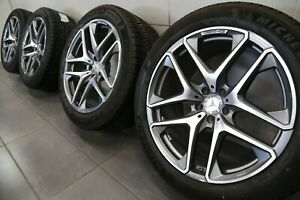 20 Inch Winter Tyres Mercedes Glc63 Amg W253 A2534013600 Suv X253 Coup
