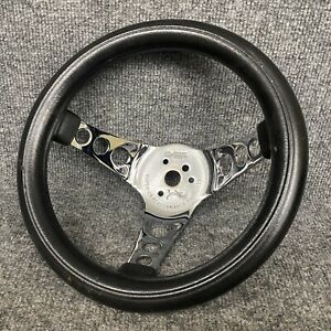 Vintage The 500 10 1 2 Steering Wheel By Superior Performance Products In Euc