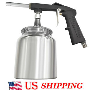 Undercoat Spray Gun With Suction Cup Auto Undercoating truck Bed Liner Coating