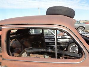 1946 Mercury Coupe Right Door Surround Molding 1947 1948