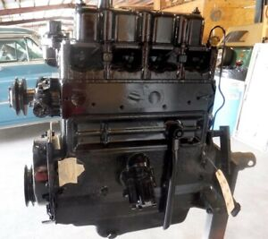 1950 1963 Willys Jeepster F 134 Completely Rebuilt Engine