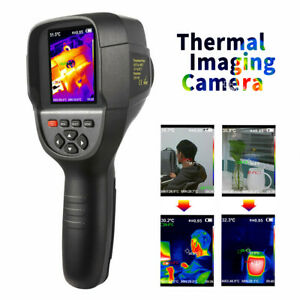 Ht 18 Ir Thermal Imaging Camera Handheld Infrared Image Temperature Detector