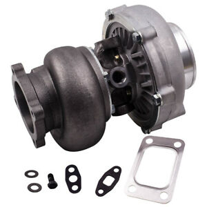 Gt30 T3 Turbo Charger Turbocharger Anti Surge Oil Water Cooled Civic Integra