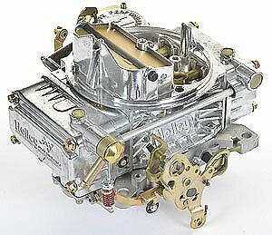 Holley 0 1850sa 600cfm Aluminum Body Carburetor