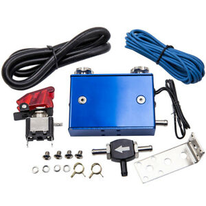 1 30psi Adjustable Dual Stage Electroinc Turbo Boost Controller Kit Switch
