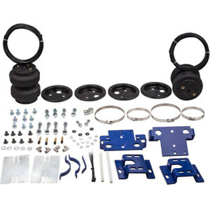 Rear Air Helper Spring Leveling Kit Bag Fit Chevy Silverado 2500 Hd Ls Lt Wt Ltz