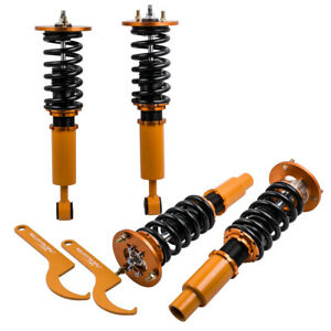 Coilover Kits For Mitsubishi Eclipse 1995 1996 1997 1998 1999 2nd Gen Adj Height