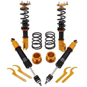 Racing Coilovers Kits For Ford Mustang 4th 94 04 Adjustable Height W Z Mounts