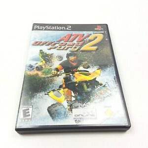 ATV Offroad Fury 2 (Sony PlayStation 2  2002) CIB