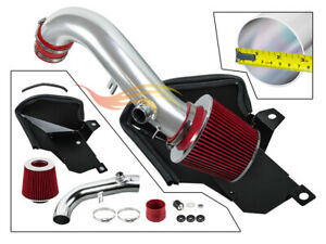 Bcp Red For 2015 2020 Vw Golf Gti R 1 8t 2 0t Cold Air Intake heat Shield