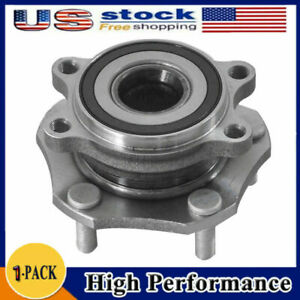 Front Wheel Hub Bearing Assembly For 2014 2025 2016 2017 2018 2019 Nissan Rogue