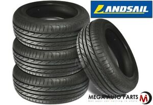 4 New Landsail Ls388 175 65r15 84h All Season Touring Tires 50k Mile Warranty