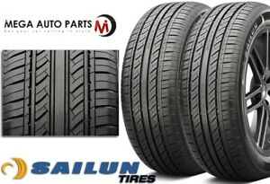 2 Sailun Atrezzo Sh406 215 65r16 98t All Season Performance Tire 45k Mi Warranty