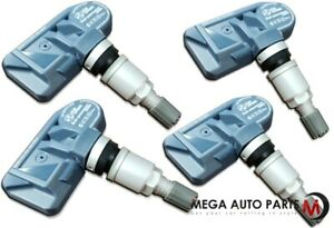 4 Itm Tire Pressure Sensor Dual Mhz Metal Tpms For Chrysler Crossfire 04 05