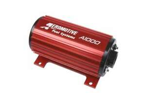 Aeromotive 11101 Electric Racing Fuel Pump Hp Efi Carbureted External Universal