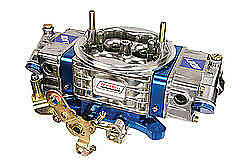 Quick Fuel 750 Cfm Mechanical Secondary Double Pumper Q Carburetor Carb