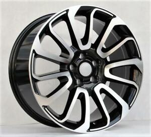 21 Wheels For Land range Rover Sport Supercharged Autobiography 21x9 5